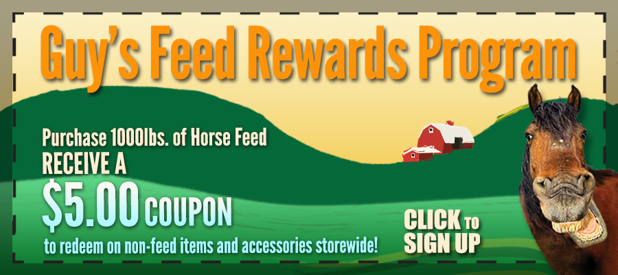 Equine Rewards Coupon