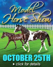 2015 Model Horse Show