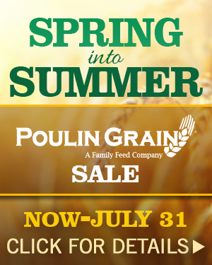 Poulin Spring into Summer