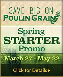 Poulin Spring Starter Promo 2017